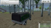 ГАЗ 3302 Multifruit для Farming Simulator 2013 миниатюра 6