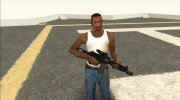 Tactical Assault Rifle for GTA San Andreas miniature 2