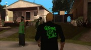 Grove Street Shirt for GTA San Andreas miniature 7