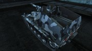 Wespe 02 for World Of Tanks miniature 3