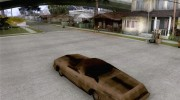 Real Ghostcar for GTA San Andreas miniature 3