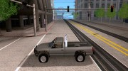 Chevrolet Silverado 5th Wheel Hitch 1994 для GTA San Andreas миниатюра 2