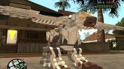Griffin (Zoids) для GTA San Andreas миниатюра 1