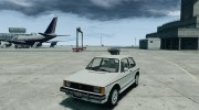 Volkswagen Rabbit 1986 для GTA 4 миниатюра 1