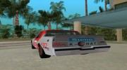 1983 Buick Regal Hotring for GTA Vice City miniature 4