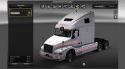 Volvo 660 for Euro Truck Simulator 2 miniature 7