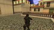AUS SAS Urban Camo для Counter Strike 1.6 миниатюра 3