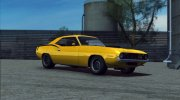 Plymouth Hemi Cuda for Street Legal Racing Redline miniature 2