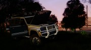 Jeep Liberty Off-Road for GTA San Andreas miniature 5