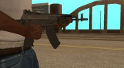 Call of Duty Advance Warfare AK-12 для GTA San Andreas миниатюра 5