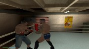 CM Punk for GTA San Andreas miniature 2
