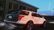 Ford Explorer for GTA San Andreas miniature 9