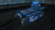 Шкурка для T1 Cunningham for World Of Tanks miniature 1