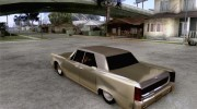 Lincoln Continental 1966 for GTA San Andreas miniature 3
