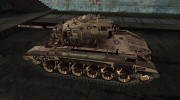 Pershing от Kubana for World Of Tanks miniature 2