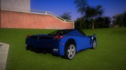 Ferrari Enzo 2003 for GTA Vice City miniature 2