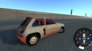 Renault 5 Turbo for BeamNG.Drive miniature 4