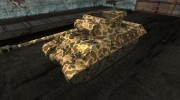 шкурка для M36 Slugger №19 for World Of Tanks miniature 1