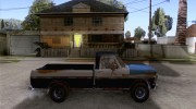Ford F150 1978 old crate edition for GTA San Andreas miniature 5