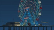 GTA IV Ferris Wheel Liberty Eye  миниатюра 7