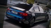 Audi A4 2017 v1.1 for GTA 5 miniature 2