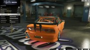 Nissan 240SX Tunable for GTA 5 miniature 31