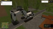 Liebherr 9800 v 0.1 Beta for Farming Simulator 2015 miniature 5