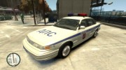 1995 Ford Crown Victoria (Moscow Police) for GTA 4 miniature 1
