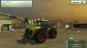 Claas Xerion 5000 for Farming Simulator 2013 miniature 5