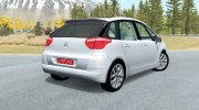 Citroen C4 Picasso 2010 for BeamNG.Drive miniature 3