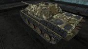 Jagdpanther Fox_Rommel for World Of Tanks miniature 3