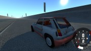 Renault 5 Turbo for BeamNG.Drive miniature 5