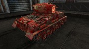 M4A3E8 Sherman в стиле игры Team Fortress 2 for World Of Tanks miniature 4