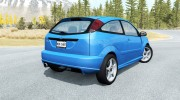 Ford Focus SVT (DBW) 2002 for BeamNG.Drive miniature 4