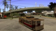 Tram for GTA San Andreas miniature 3