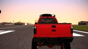 Ford F-350 2010 Lifted Sema Show for GTA San Andreas miniature 7