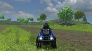 Lizard ATV for Farming Simulator 2013 miniature 5