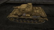 Шкурка для PzKpfw III for World Of Tanks miniature 2