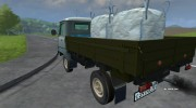 УАЗ 451 v2.0 для Farming Simulator 2013 миниатюра 3