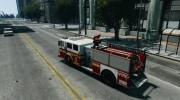 NEW Fire Truck for GTA 4 miniature 3