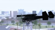 AT-99 Scorpion Gunship from Avatar for GTA San Andreas miniature 7
