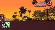 Квадратный радар for GTA Vice City miniature 4