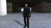 John Wick - Payday 2 (No Glass) for GTA San Andreas miniature 4