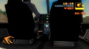 Вертолет из GTA 4 v2 for GTA 3 miniature 7