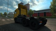 Kamaz 6460 v 2.0 for Euro Truck Simulator 2 miniature 4