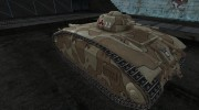 Шкурка для ARL V39 for World Of Tanks miniature 3