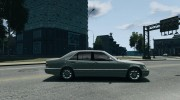 Mercedes-Benz S600 W140 for GTA 4 miniature 5