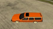 Volvo 850 R Taxi for GTA San Andreas miniature 2