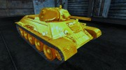 T34 for World Of Tanks miniature 5