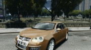 Volkswagen Jetta 2008 for GTA 4 miniature 1